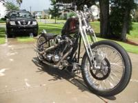 2004 Custom Built Bobber Have you ever wanted to build
