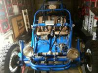 2004 Custom Built Dune Buggy Off Road . PRICE