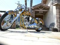 2004 Pro Street Chopper. Equipped with Performance
