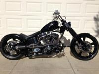 2004 Chopper special building 3500 miles since