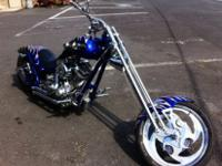 2004 Bourget Python ChopperJims 6-Speed Overdrive