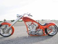 Year: 2004 Exterior Color: OrangeMake: Custom Built