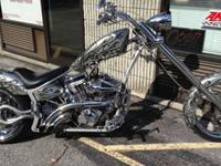 ,,,,,,GIGER Design UMC Custom Chopper NO RESERVE ! !