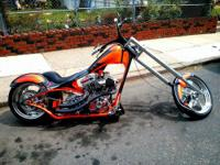 I have a 2004 Custom Chopper for sale. The chopper was
