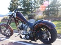REDUCED!! 2004 Custom Chopper for sale! Custom