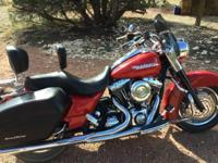 2004 Harley-Davidson FLHRSI Custom Road King. 44,237