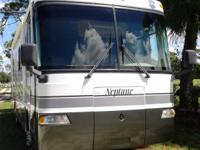 2004 CUMMINS TURBO DIESEL PUSHER (CLASS A) RV - $45900