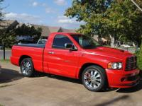 2004 Dodge SRT-10 Viper Truck. Beautiful, very clean,