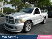 SRT-10 QUICK-ORDER PKG,Leather Seats,SUPPLEMENTAL SIDE