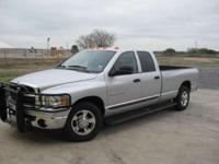 Call today for details on this unit. 2004 Dodge 3500