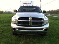 2004 Dodge 3500 Dually. This very nice, very clean,