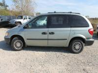 "Options Included: N/A2004 DODGE Caravan 4dr SE 113"" WB"