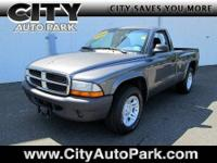 "This 2004 Dodge Dakota 2dr Reg Cab 112"" WB Base"