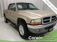 New Price! Clean CARFAX. Local Trade!. 2004 Dodge
