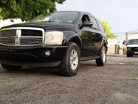 2004 Dodge Durango SLT 4X4 with 3rd row seating. Has