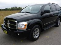 Options Included: N/A2004 DODGE DURANGO LIMITED WITH