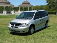2004 Dodge Grand Caravan SE Handicap / Wheelchair