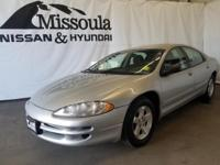 This 2004 Dodge Intrepid  has an automatic
