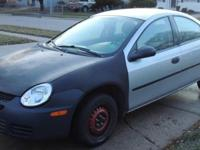 2004 Dodge Neon SE, Automatic, 98k miles, SUPER easy on