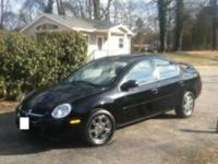 2004 dodge neon manual 175,000 miles runs good and