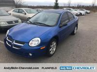 Dodge Neon  Clean CARFAX.  **Accident Free Carfax