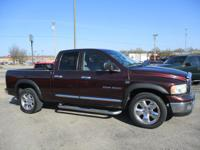 SLT, quad cab, 5.7 Hemi magnum, power windows, power