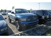 Exterior Color: atlantic blue pearlcoat, Body: Pickup