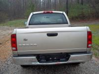 Excellent running and driving 2004 Dodge ram 1500