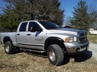 I am sellin my 2004.5 Dodge 2500 It is a Big Horn