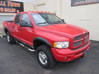 Don't Dodge this Ram! New car dealer trade, this 2004