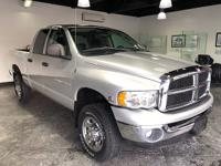 Check out this gently-used 2004 Dodge Ram 2500 we