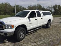 selling 2004 dodge ram 2500 slt cummins clean in and