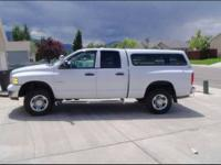 2004 Dodge Ram Truck in Excellent Condition White