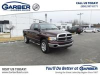 Featuring a 5.7L V8 with only 75,422 miles. Includes a