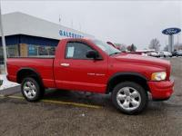 Clean CARFAX.Recent Arrival! Red 2004 Dodge Ram 1500