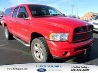 FRESH TRADE IN!!! 2004 Dodge Ram 1500 Quad Cab 4x4 that