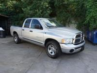 Options:  2004 Dodge Ram 1500 140.5 Wb Slt|This Vehicle