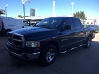 We are excited to offer this 2004 Dodge Ram 1500. When