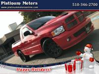 Options:  2004 Dodge Ram 1500 Look ~ Just Arrived ~