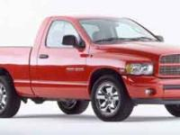 Options:  2004 Dodge Ram 1500|/|V8 5.7L |47482