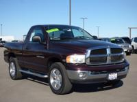 Options:  2004 Dodge Ram 1500|Here Is The Opportunity