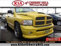 AVAILABLE ONLY AT CHERRY HILL KIA!!!...MUST GO TO THE