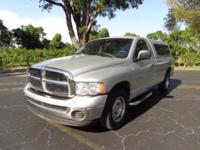 Options:  2004 Dodge Ram 1500 Below Market Value!!!..No
