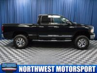 Clean Carfax 4x4 Lifted Truck with Heated Seats!