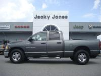 2004 Dodge Ram 2500 SLT in Charcoal, *One Owner*,