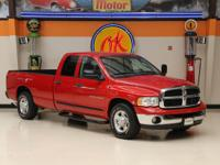 This Carfax 1-Owner 2004 Dodge Ram 2500 SLT is in great