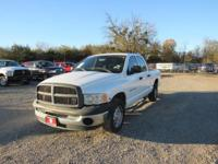 Options:  2004 Dodge Ram 2500 St|This Outstanding