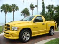 Get noticed in this limited production 2004 Dodge Ram
