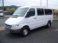 Options Included: N/A2004 Dodge Sprinter 2500 10