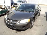 For 2004, the Stratus retains all the features and
